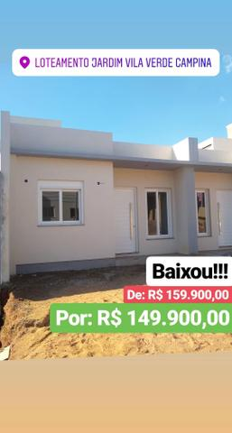 Casa em São Leopoldo / Financia pela caixa - Foto 2
