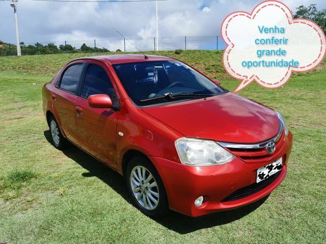 Toyota etios sedam 2013 xls 1.5 27.900,00