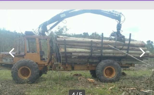 Máquina Florestal Forword Valmet - Foto 3