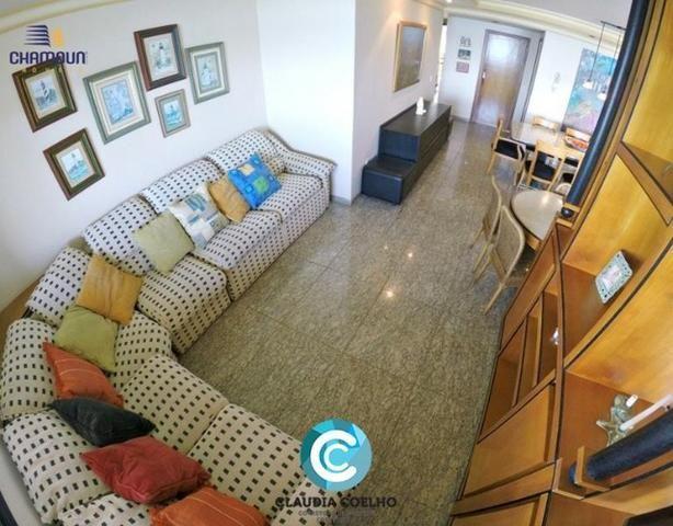 Apartamento em Guarapari, 03 Quartos frente para o mar na Praia do Morro - Foto 4