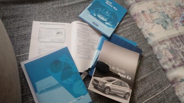 Ka sedan 1.5 advanced 16v - Foto 11