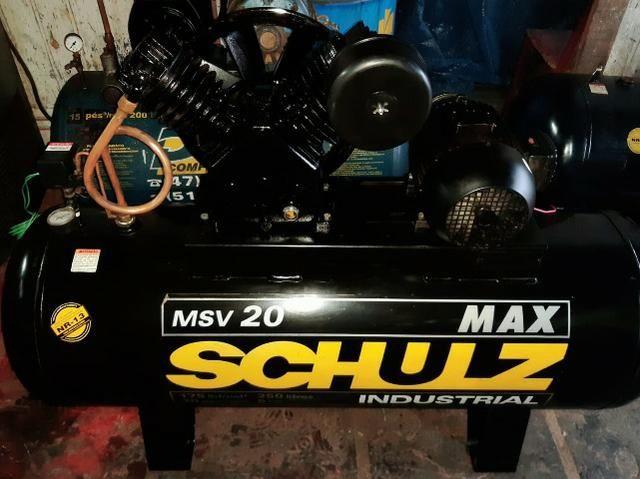 Compressor schulz 20 max