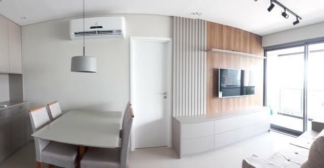 Loft 56 m2 Soberane Adrianópolis- mobiliado - Foto 7