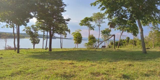 Vendo um belo terreno no lago do manso