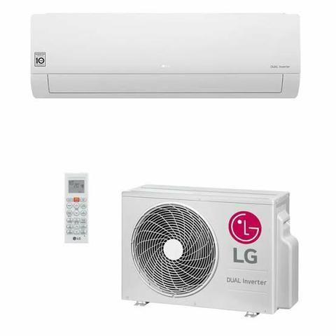 Instalação de ar condicionado e elétrica