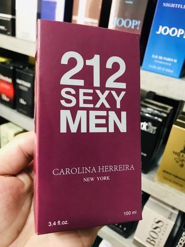 Perfume 212 Sexy Men Eau de Parfum 100ml