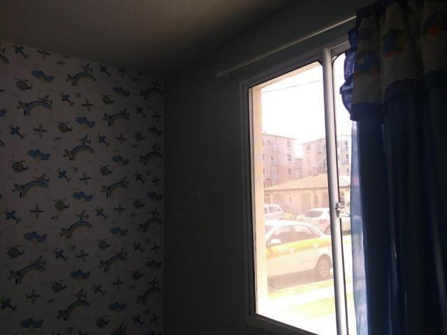 Apartamento à venda com 2 dormitórios em Praia da baleia, Serra cod:3159