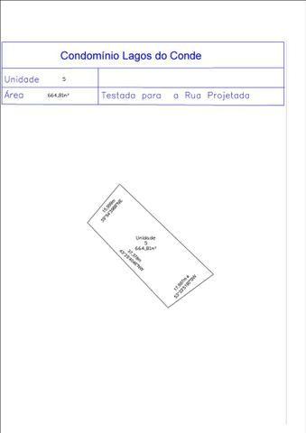 Vendo/troco terreno plano 664,81m² - Foto 7