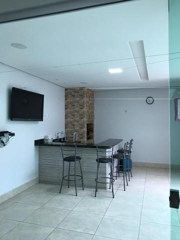 Lindissima! 3 Suítes, piscina e churrasqueira na melhor rua da Vicente Pires! - Foto 13