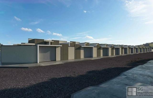 Grande lançamento de casas em Aquiraz TERRENO GRANDE 6,5X33 - Foto 2