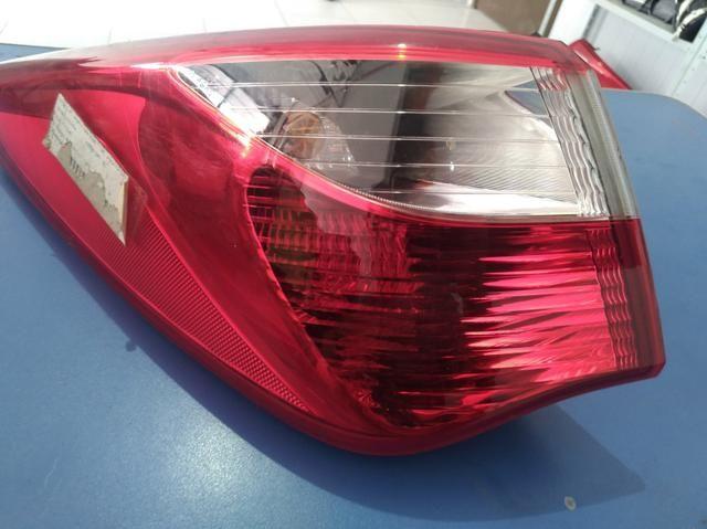 Lanterna Traseira HB20 Sedan lado Esquerdo - Foto 2