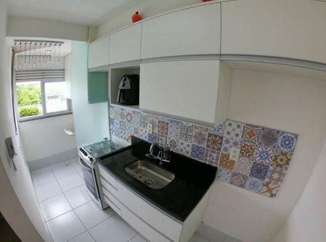 WC - >> Apartamento 2 Quartos Cond. Vista de Manguinhos - R$ 125.000,00 - Foto 7