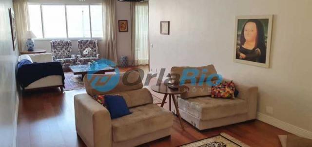 Apartamento à venda com 4 dormitórios em Ipanema, Rio de janeiro cod:VECO40045 - Foto 5