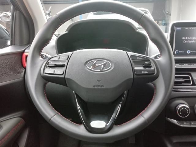 Hyundai HB20X 1.6 DIAMOND PLUS 4P - Foto 9