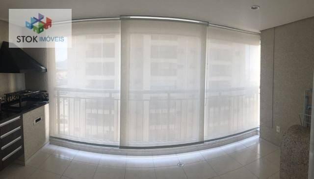 Apartamento com 2 dormitórios à venda, 80 m² por R$ 560.000 - Jardim Flor da Montanha - Gu - Foto 7