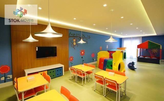 Apartamento com 2 dormitórios à venda, 62 m² por R$ 370.000,00 - Vila Augusta - Guarulhos/ - Foto 6