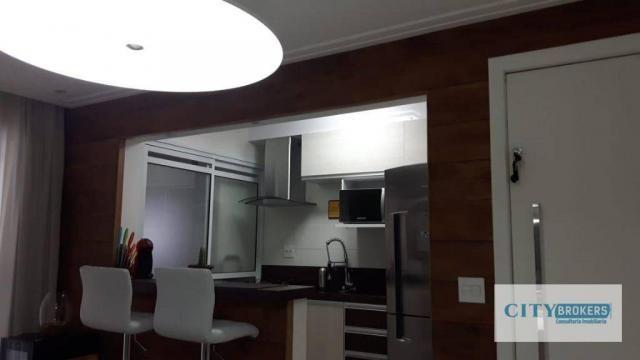 Apartamento com 2 dormitórios à venda, 62 m² por R$ 350.000,00 - Ponte Grande - Guarulhos/ - Foto 8