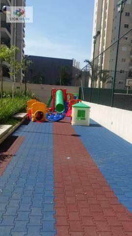 Apartamento com 2 dormitórios à venda, 80 m² por R$ 560.000 - Jardim Flor da Montanha - Gu - Foto 14