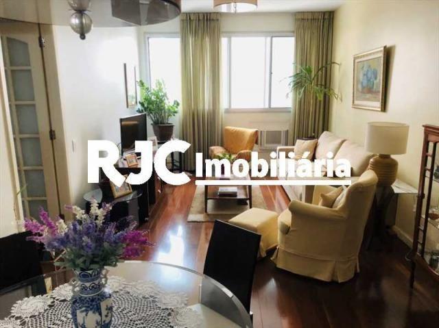 Apartamento à venda com 3 dormitórios em Tijuca, Rio de janeiro cod:MBAP33158 - Foto 5