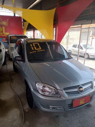 CELTA 1.0 - 2010 (VIDRO, TRAVA, DIR +GNV) PEQUENA ENTRADA + 48X 285,00