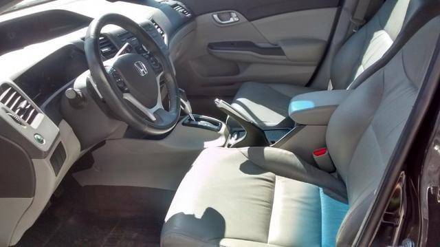 Civic LXR 2.0 Flex Aut. Ano 2014 Completo Bx km * Lindão * - Foto 8