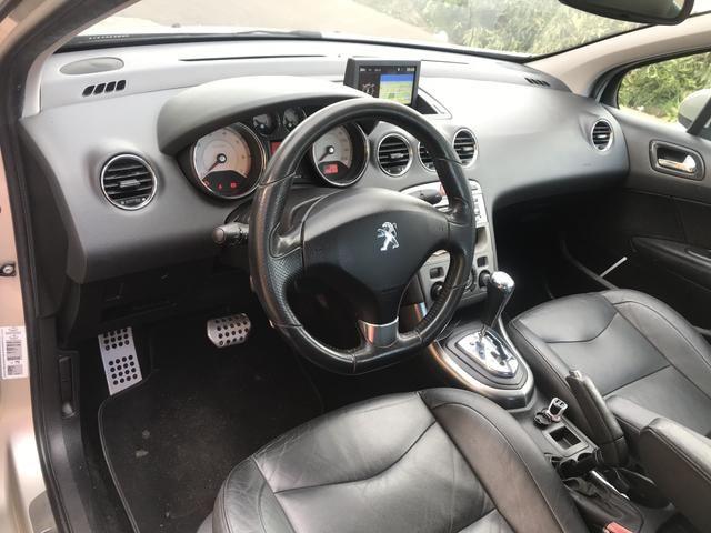 Peugeot 408 griffe 1.6 turbo THP 2013 - Foto 7
