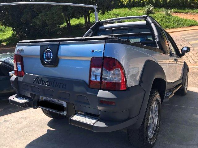 Fiat Strada Adv Locker 1.8 8v 2009 - Foto 6