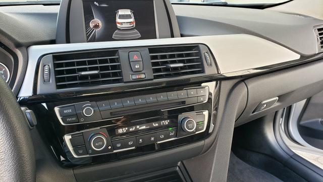 BMW 320i 2017 PRATA - Foto 8