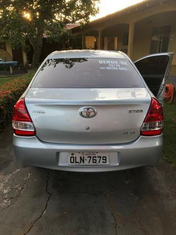 Vendo Etios Sedan XS completo - Foto 10
