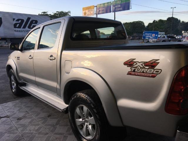 Toyota Hilux SRV 3.0 Turbo 4X4 Aut 2011 R$ 76.900,00 - Foto 5