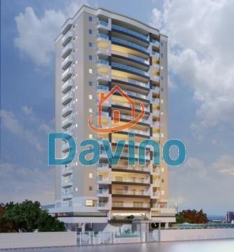 Apartamento com 2 dorms em Praia Grande - Guilhermina por 270 mil à venda