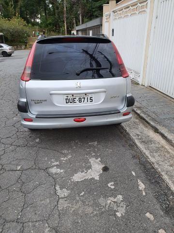 Vendo Peugeot SW 2007 só R$ 7900,00 - Foto 3