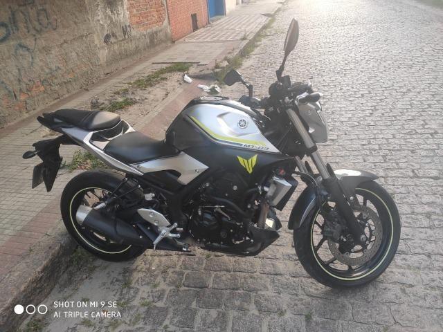 Vendo Moto Yamaha MT 03 - 2017 ABS - Foto 3