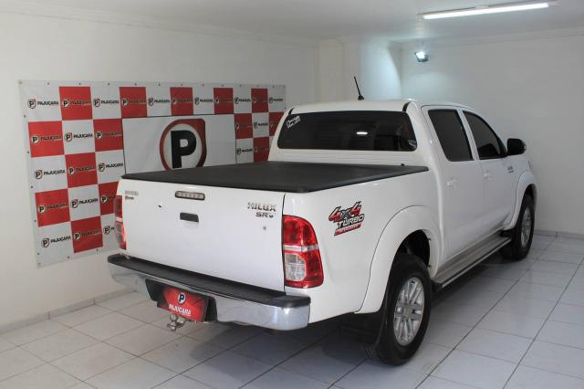 HILUX 2014/2015 3.0 SRV TOP 4X4 CD 16V TURBO INTERCOOLER DIESEL 4P AUTOMÁTICO - Foto 12