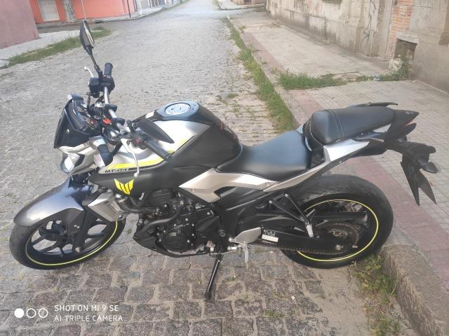 Vendo Moto Yamaha MT 03 - 2017 ABS