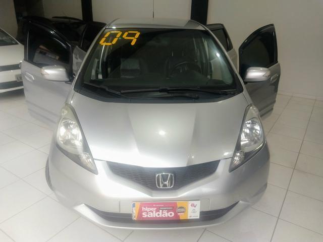 Honda Fit 2009 + Gnv