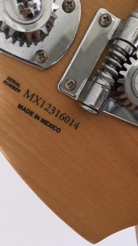 Baixo Fender Mexicano - Foto 4