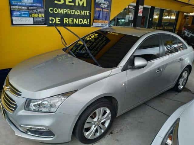 Chevrolet cruze sedan 2015 1.8 ltz 16v flex 4p automÁtico