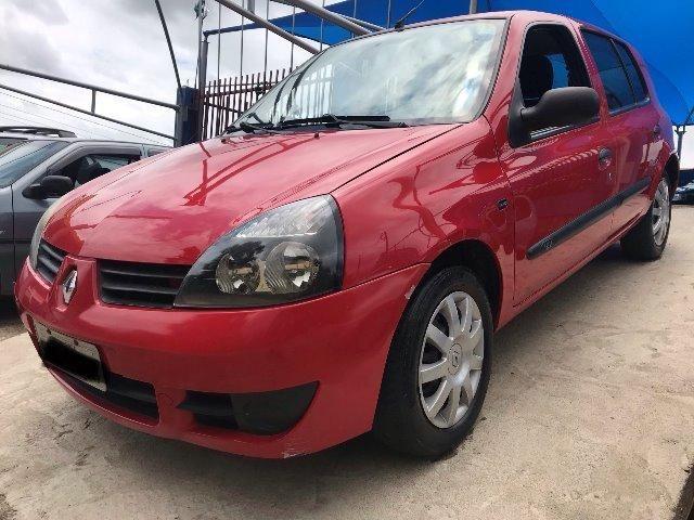 Renault Clio 1.0 Hi-flex 2012