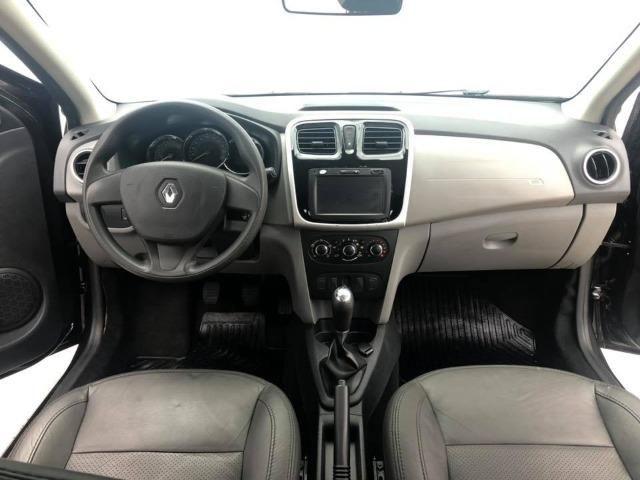 Renault Logan 1.6 Exp 2014 - Foto 15