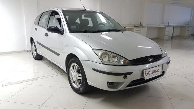 FOCUS 2007/2008 2.0 GHIA 16V GASOLINA 4P MANUAL