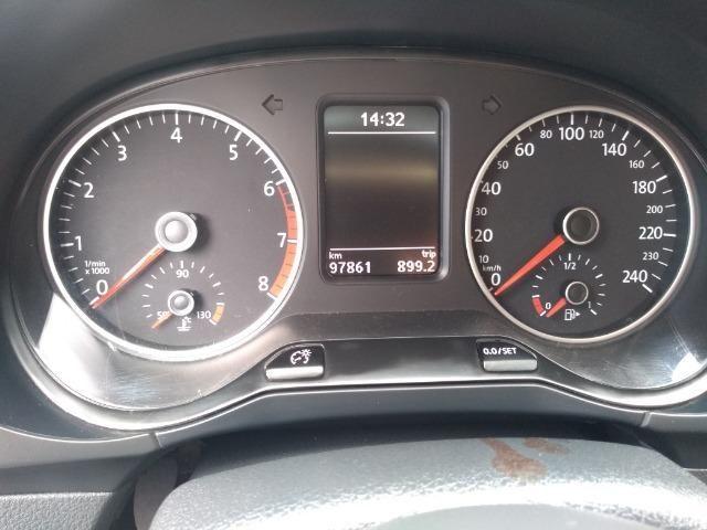 VW Novo Crossfox 1.6 Flex - Único dono - Foto 11