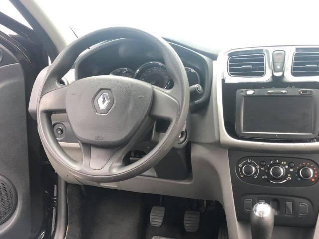 Renault Logan 1.6 Exp 2014 - Foto 4