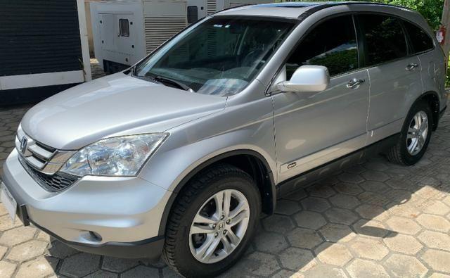 Honda CRV 2.0 EXL 4X4 Gasolina Automático 2011/2011 - Foto 3