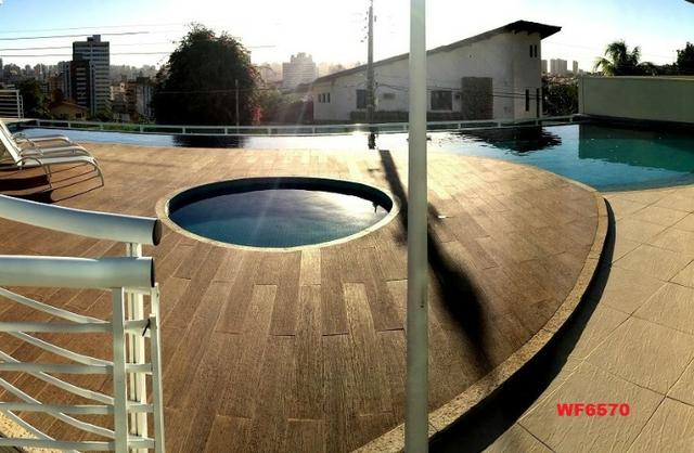 Condomínio Stellarium, casa tríplex com 5 suítes, 8 vagas de garagem, Elevador - Foto 20