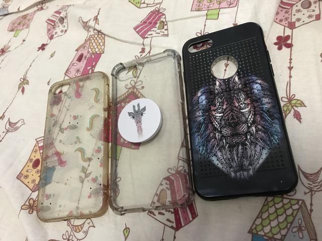 Capinha IPhone 7(normal)