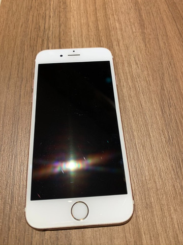 Iphone 6S Rose Gold 64GB única dona, sem nenhum arranhão - Foto 4