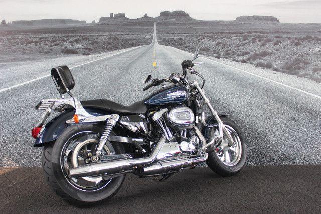 Harley davidson xl 1200 custom 2014/2014 - Foto 5