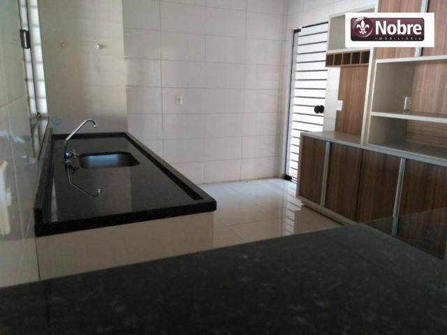 Casa com 3 dormitórios sendo 2 suite à venda, 129 m² por R$ 280.000,00 - Plano Diretor Sul - Foto 9