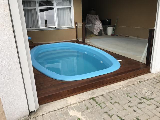 Deck Itauba em piscinas - Foto 3